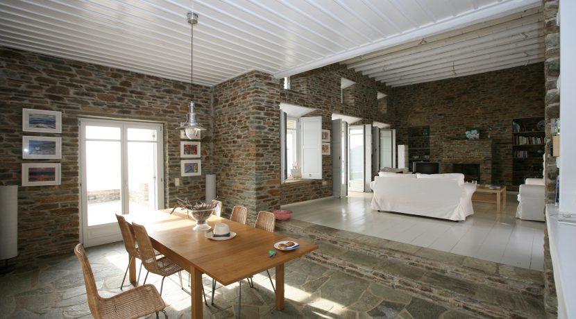 Andros -dreamy stone villa. (3)