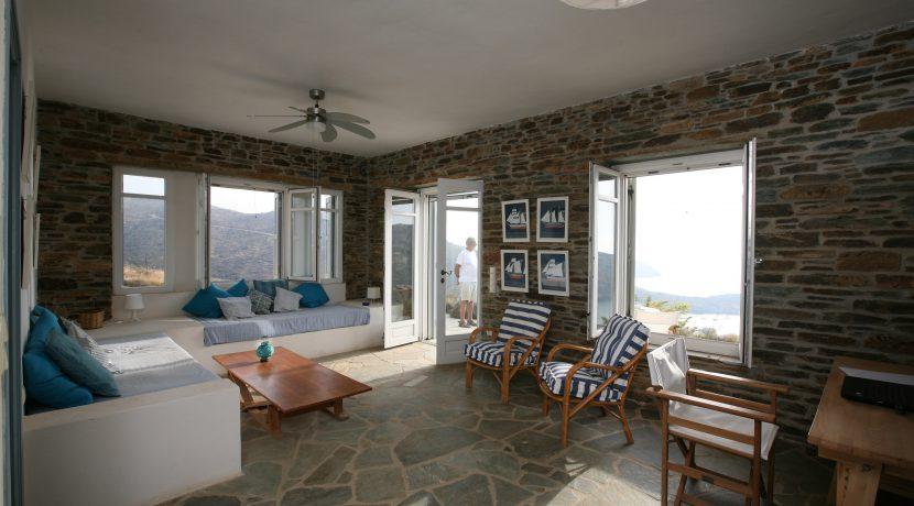 Andros -dreamy stone villa. (6)