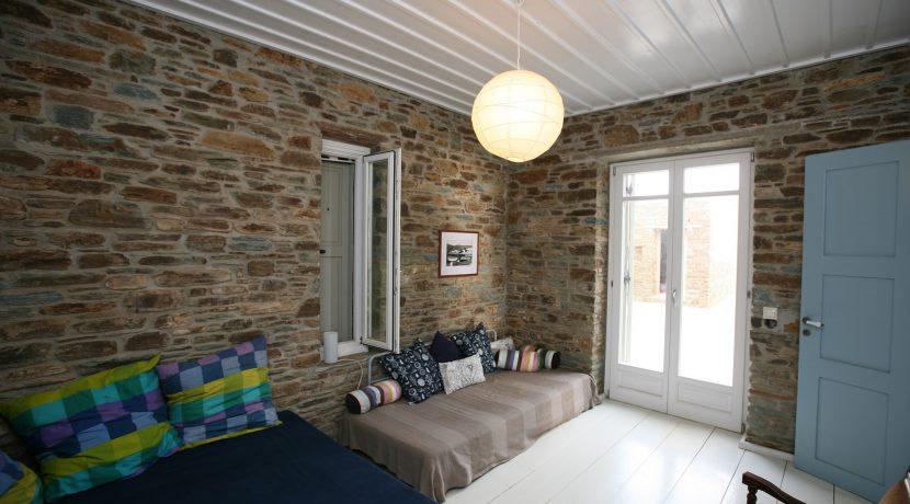 Andros -dreamy stone villa. (9)