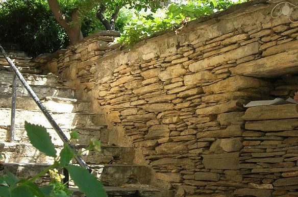Andros_Batsi -traditional stone house. (13)