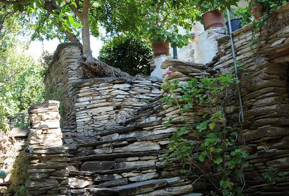 Andros_Batsi -traditional stone house. (7)