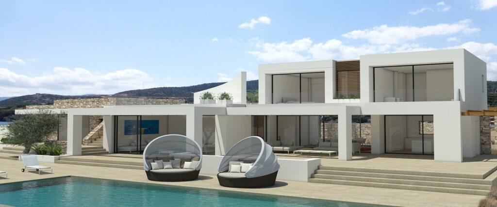 Πολυτελείς Smart Home βίλλες στην Ελούντα Κρήτης