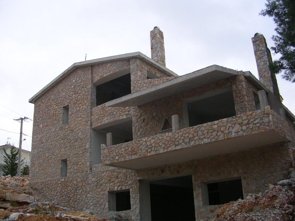 Πέτρινη Μονοκατοικία στην Ιπποκράτειο Πολιτεία