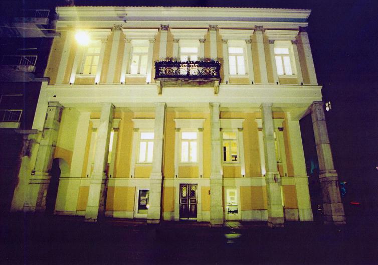 Ιστορικό κτήριο στην Πάτρα