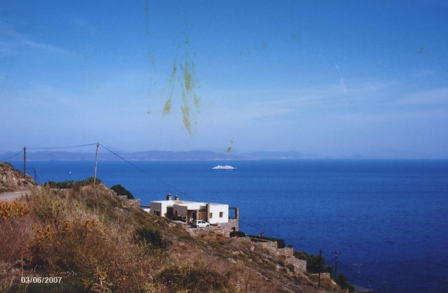 Οικόπεδο με θέα στη Τζιά