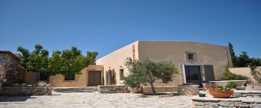 Impressive Villa in Kythira island