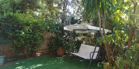 Ωραίο διαμέρισμα με μεγάλο κήπο στο Π. Ψυχικό