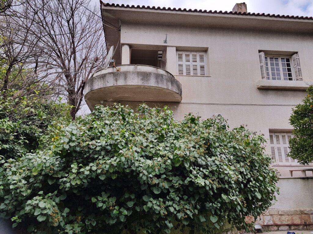 Οικόπεδο με Μονοκατοικία στην Φιλοθέη