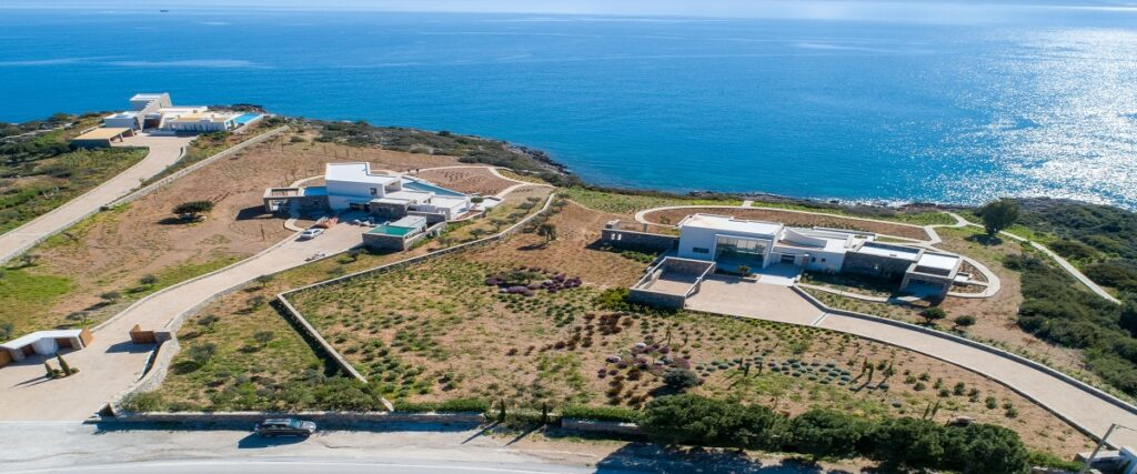 Luxury Detached Houses in Crete