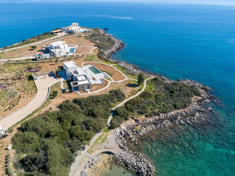 Πολυτελείς Μονοκατοικίες στην Κρήτη