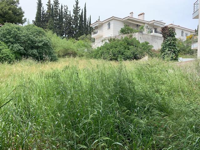 Plot of land in Paleo Psychiko
