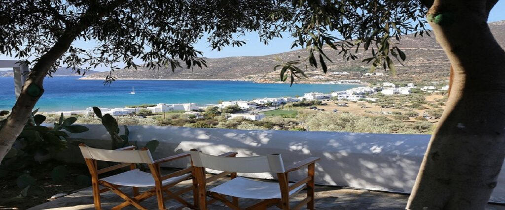 Detached House in Sifnos Island, Platis Gialos