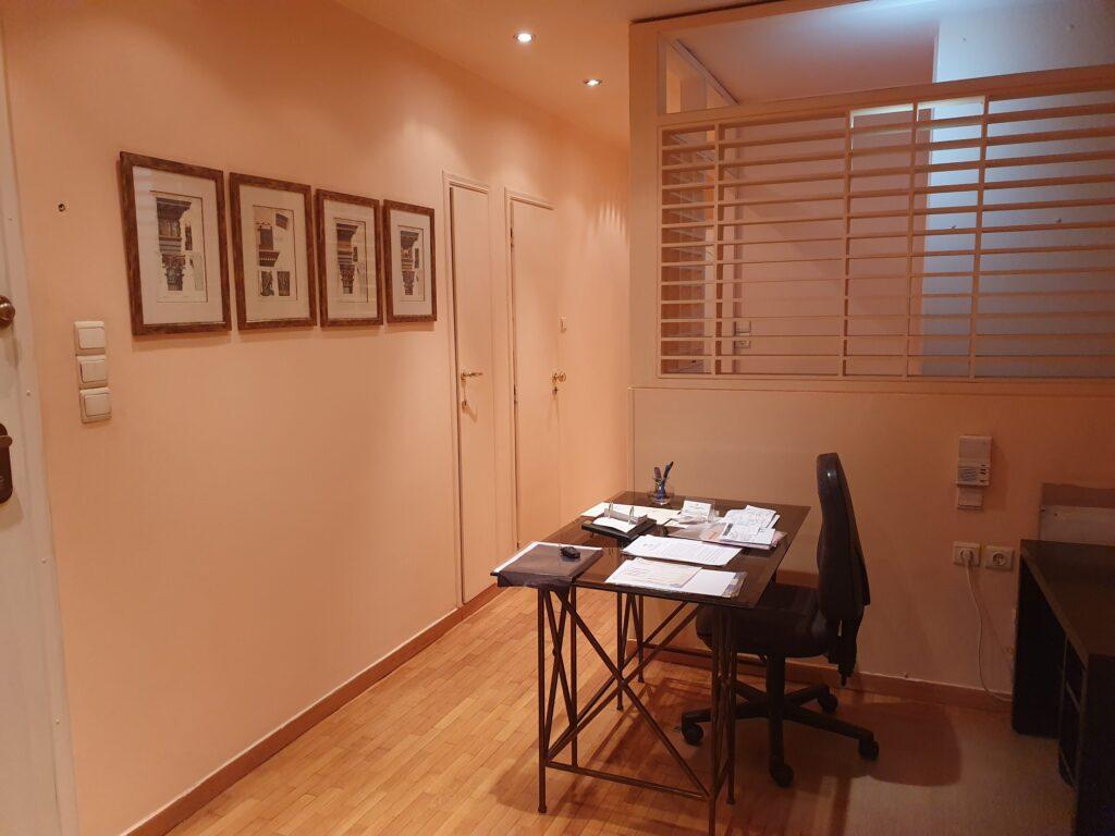 Διαμέρισμα κατάλληλο και για επαγγελματική χρήση στο Κολωνάκι