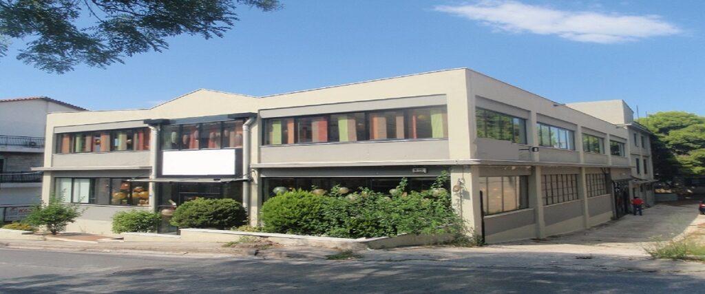 Αυτόνομο Επαγγελματικό Κτήριο στη Λυκόβρυση