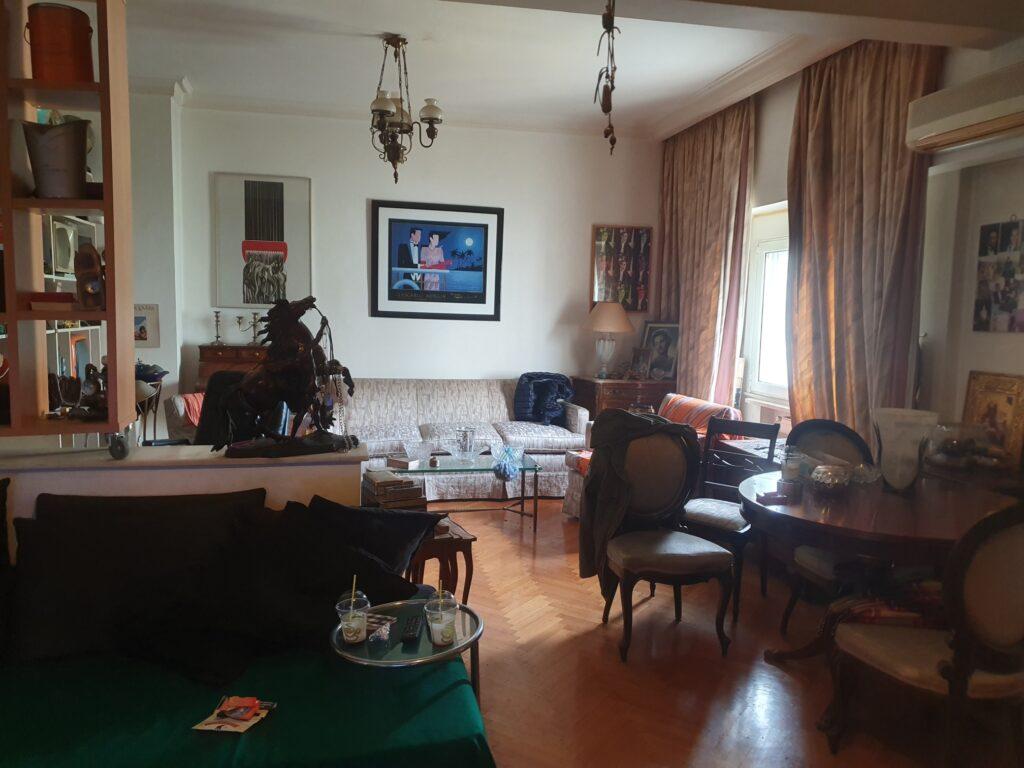 Διαμέρισμα στο Κολωνάκι