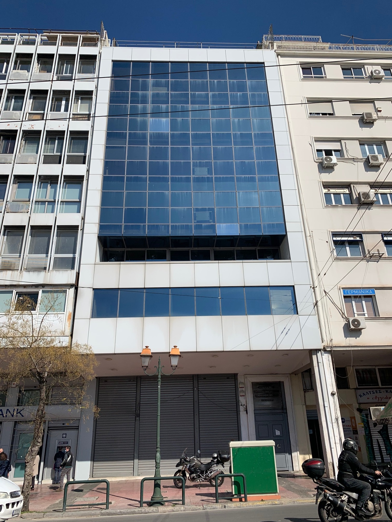 Αυτόνομο Κτήριο Γραφείων στην Αθήνα