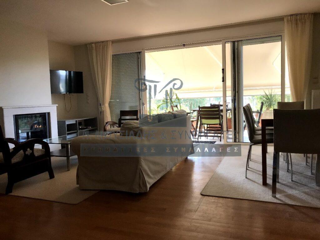 Διαμέρισμα ρετιρέ στο Χαλάνδρι προς ενοικίαση