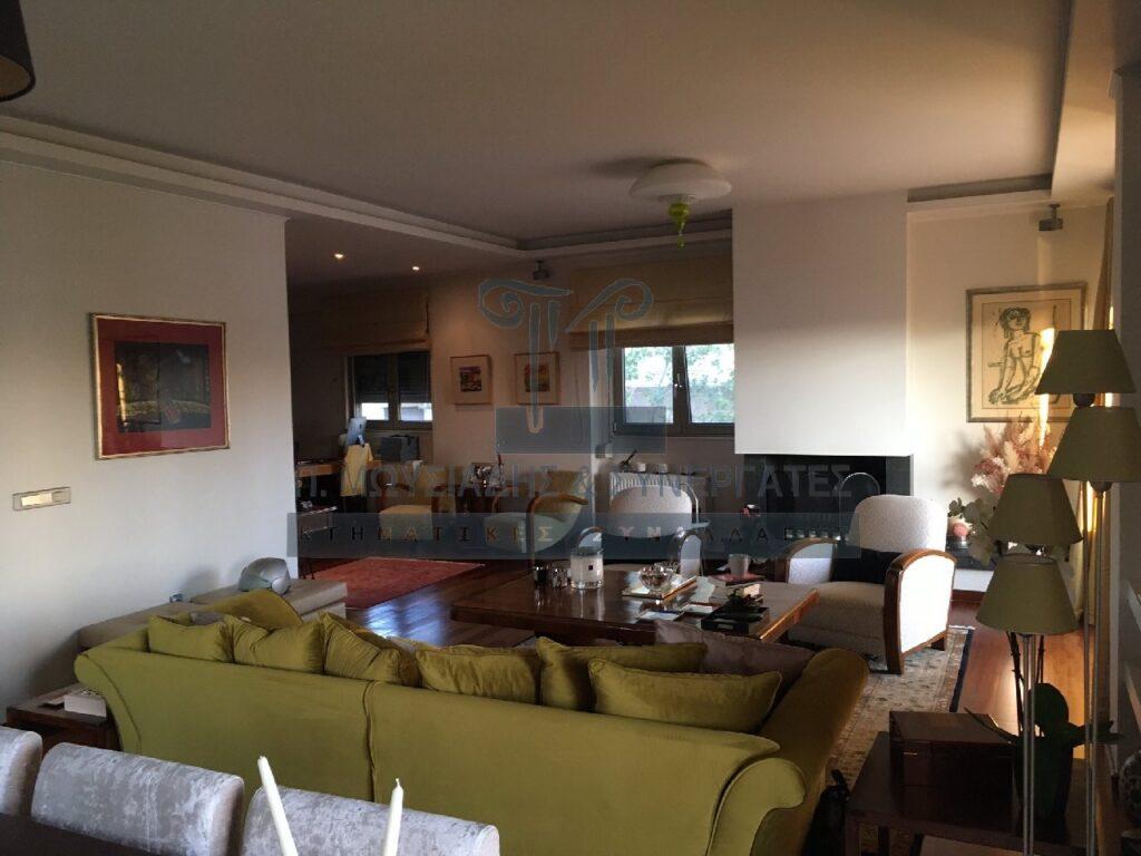 Εξαιρετικό οροφοδιαμέρισμα στη Νέα Φιλοθέη Αμαρουσίου